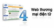 website thương mại điện tử, dịch vụ thiết kế chuyên nghiệp tại hà nội