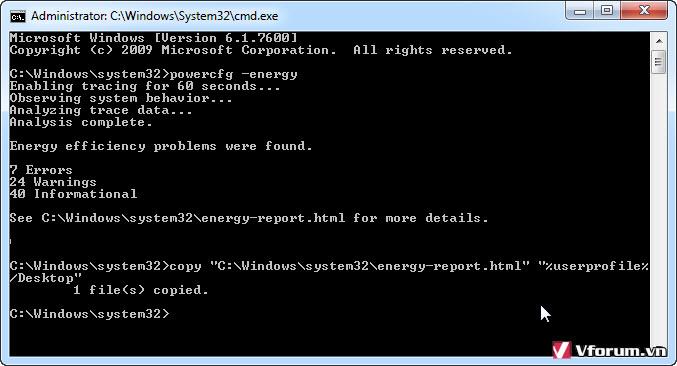 Cách kiểm tra độ chai của PIN laptop dell, hp, asus,... không cần phần mềm