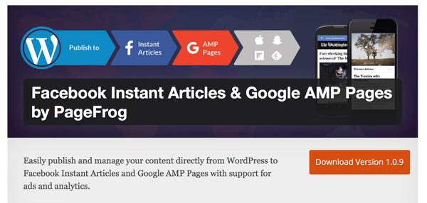 Hướng dẫn cài đặt Instant Article
